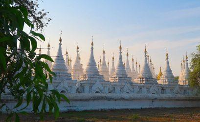 Stupas Mandalay