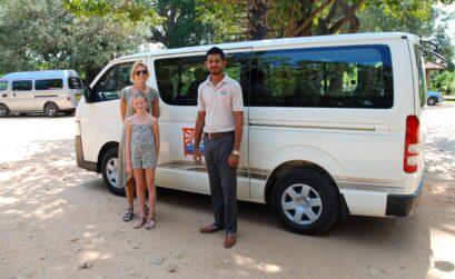 Bil med chaufför Sri Lanka