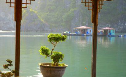 Dekoration Halong Bay